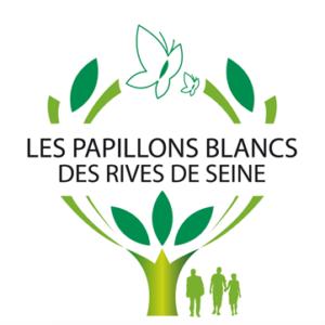 Logo des Papillons Blancs des Rives de Seine