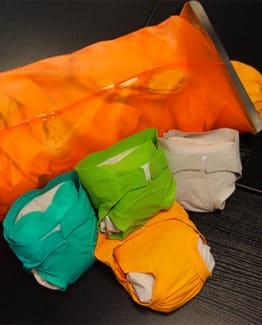 Abonnement couches lavables avec le lavage : facile et sans engagement