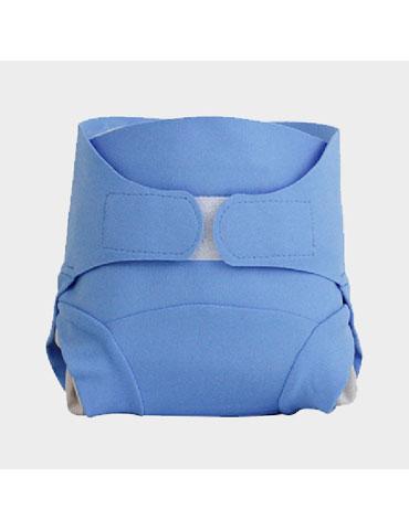 couche culotte lavable hamac bleue