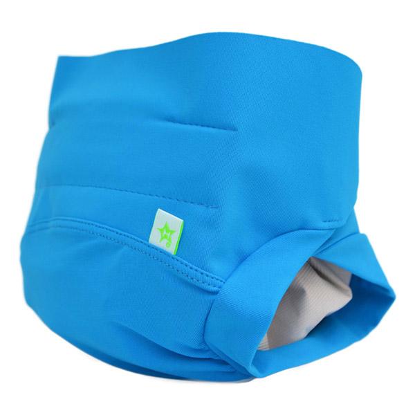 couche culotte lavable hamac bleu