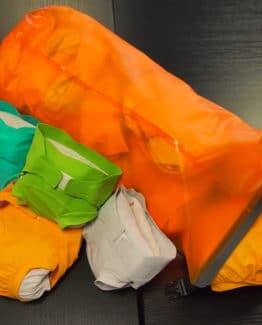 Rachat du sac de stockage étanche pour vos couches lavables