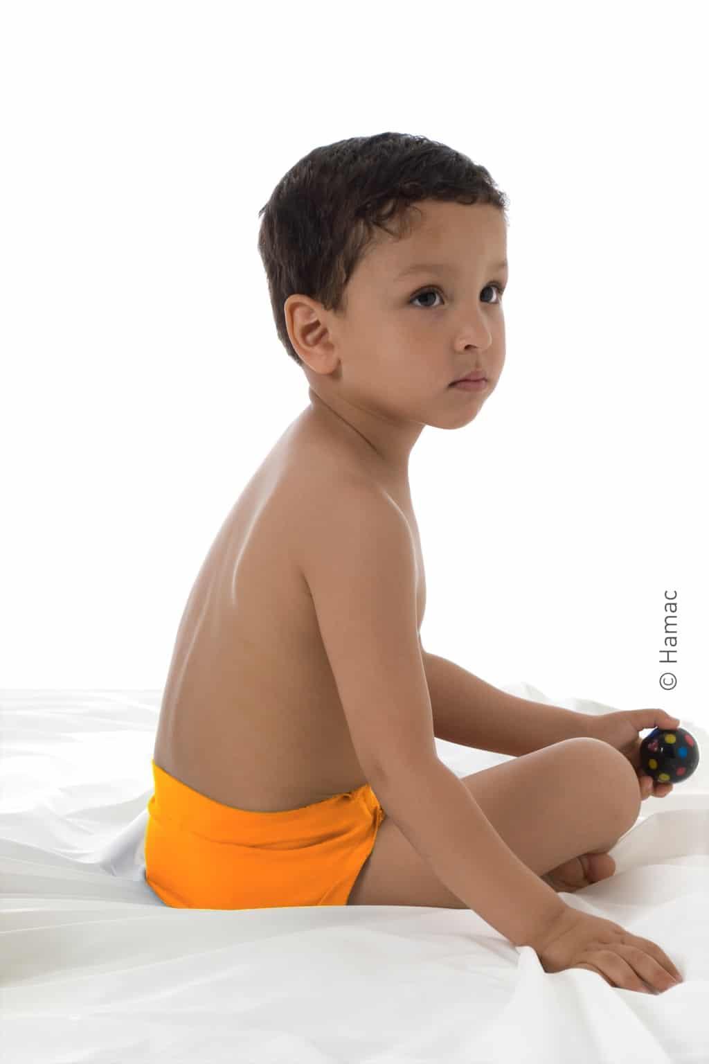 Enfant en couche lavable hamac taille XL 0 toxique