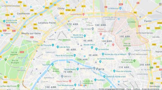 Ma petite couche livre Paris 19 eme
