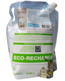 Eco-recharge de lessive Soapix:  écologique hypoallergénique
