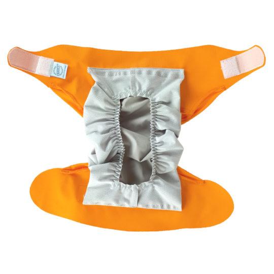 couche XL abricot