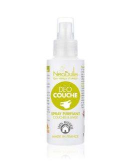 Spray Purifiant Néobulle: Idéal pour votre sac de couches